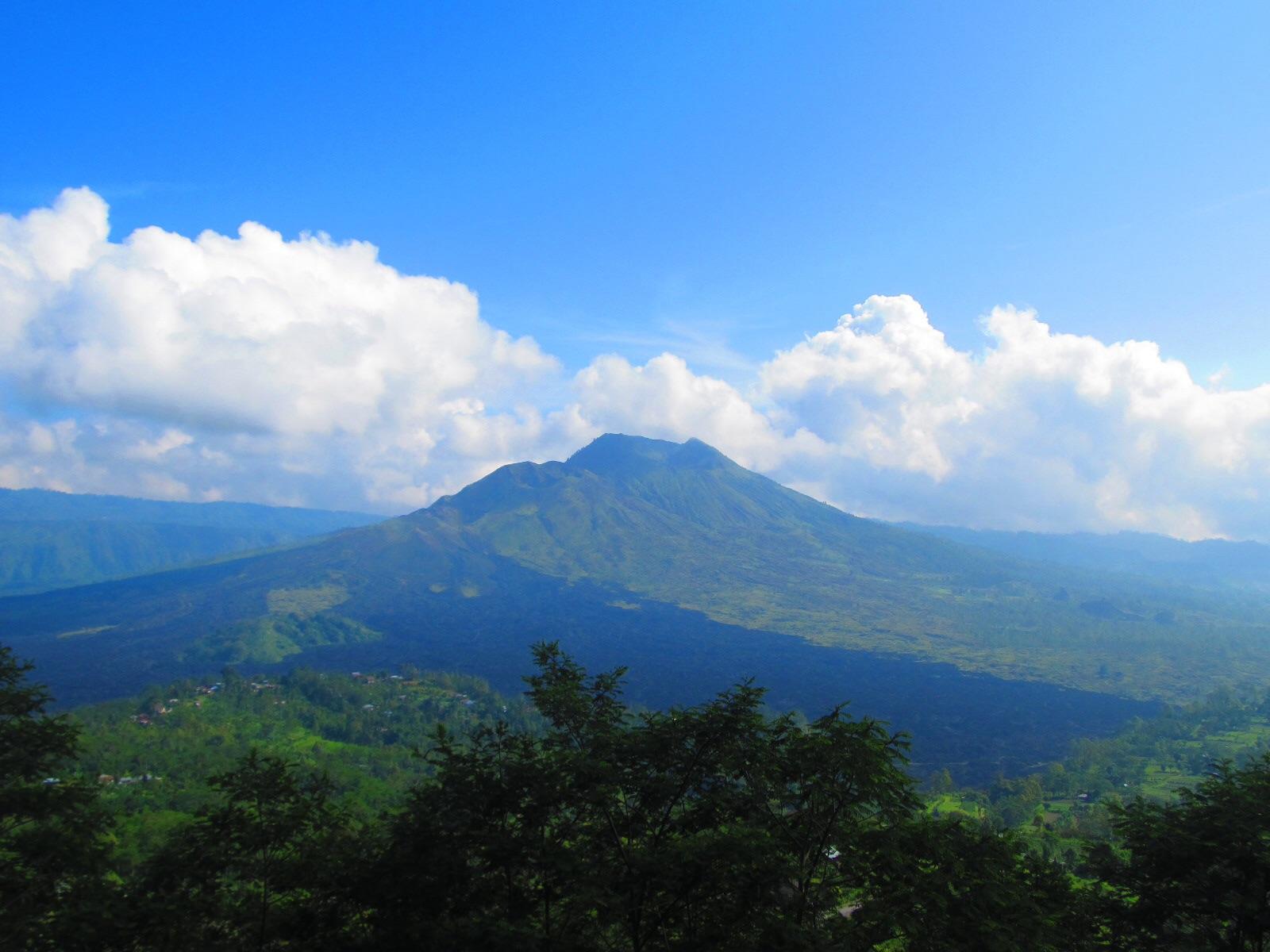 Mountain Batur
