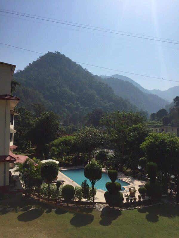 Sattva retreat Rishikesh