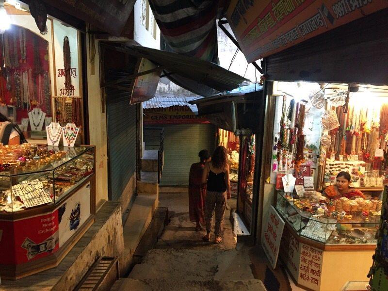 Rishikesh shops