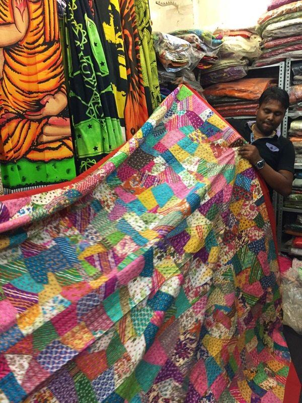 Indian clothes shop