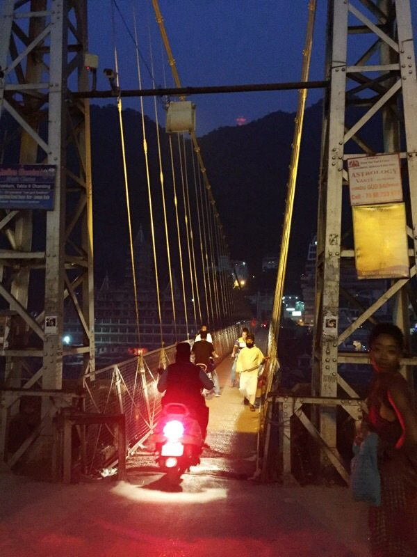Rishiskesh Laxman Jhula bridge