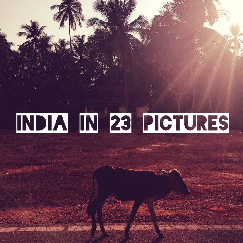 India in 23 pictures