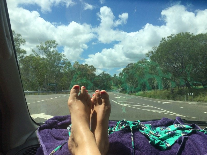 Love roadtrips in Australia