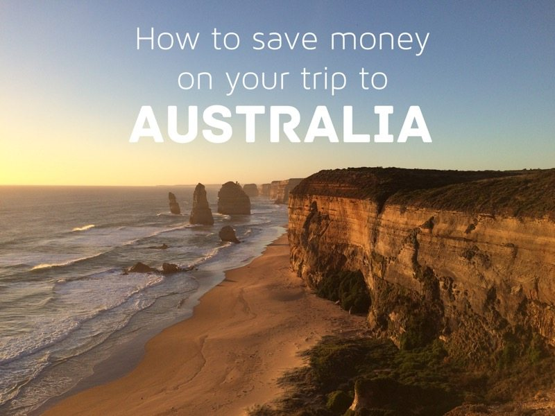 How to save money on your trip to Australia
