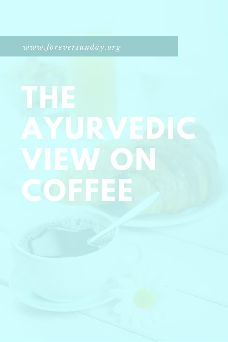 ayurvedic properties of coffee