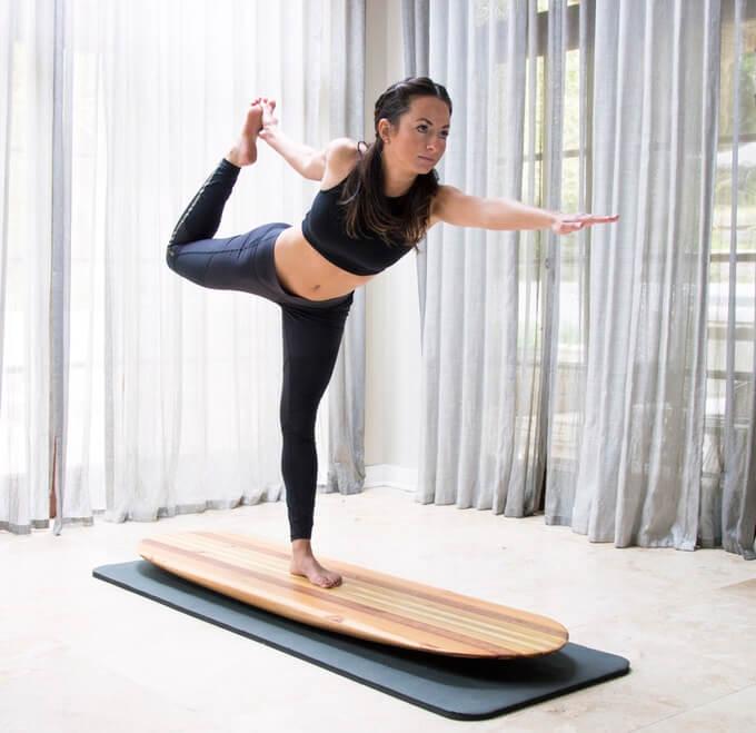 MYB yoga board