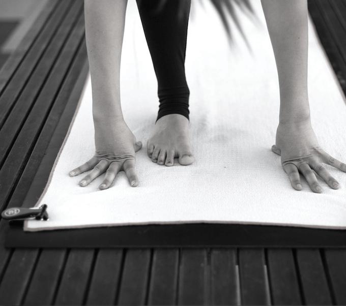 Mini MatSnaps yoga gadgets