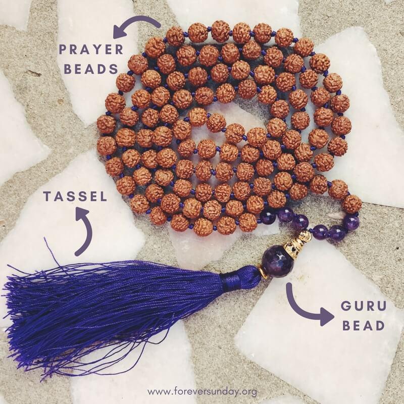 mala beads parts