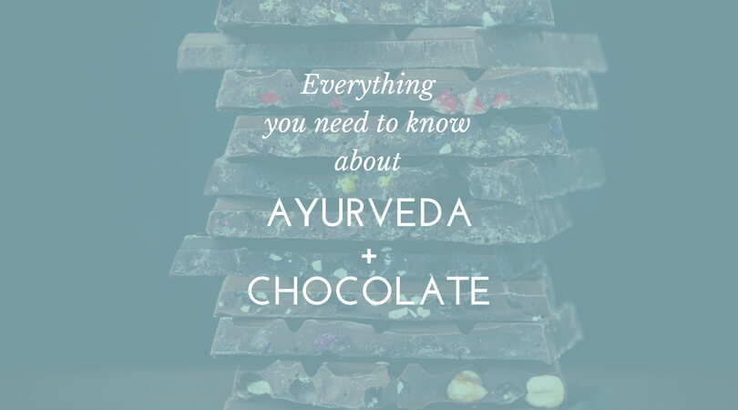 ayurveda+chocolate