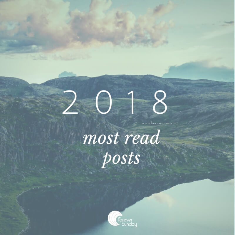Most read in 2018