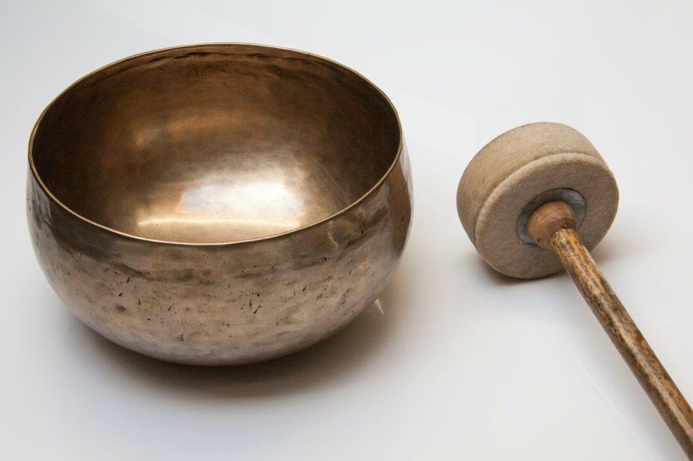 singing bowl sound healing