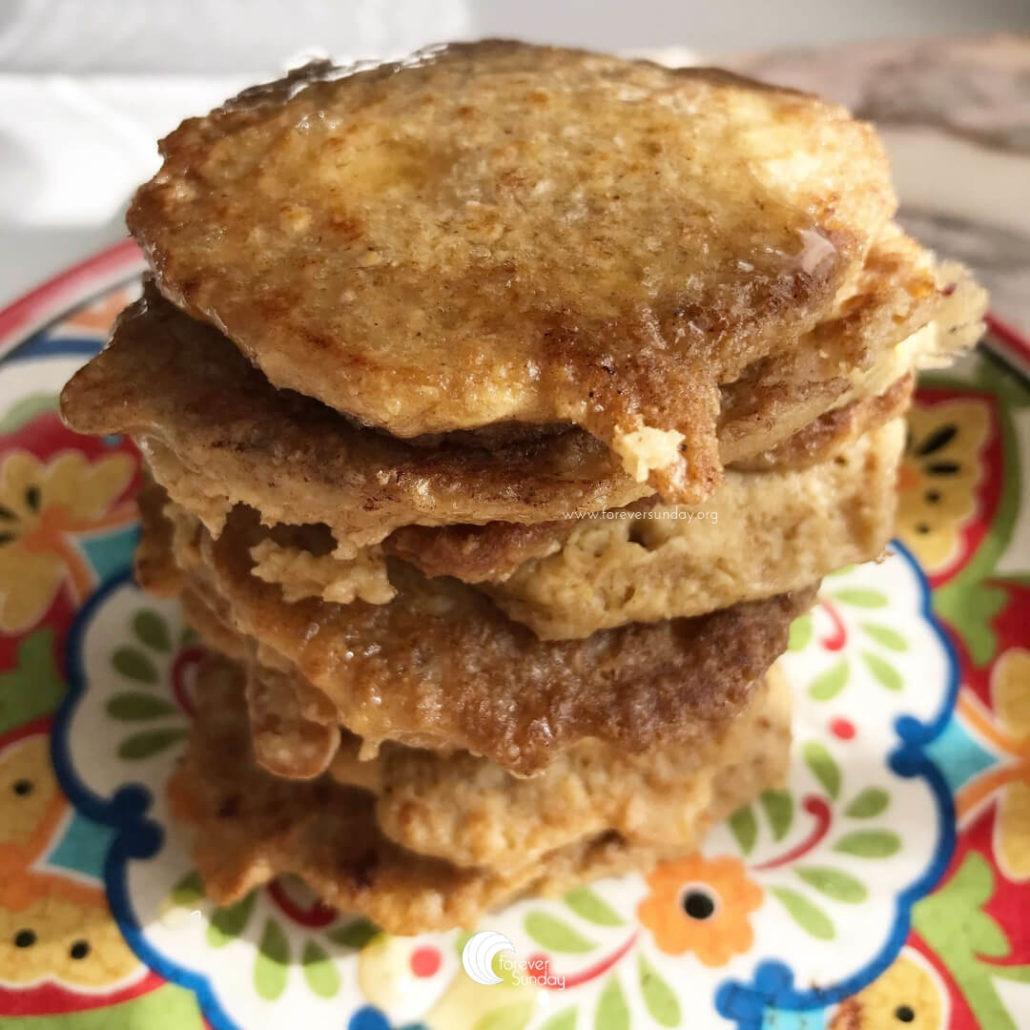 ayurvedic pancakes