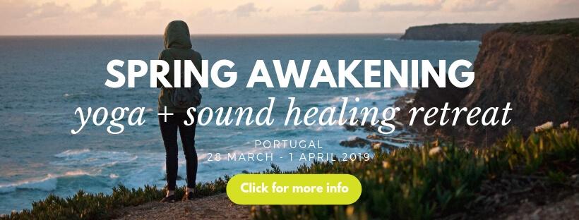 best yoga retreat in Portugal