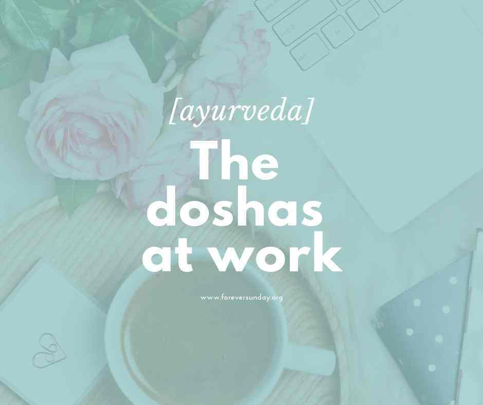 doshas at work