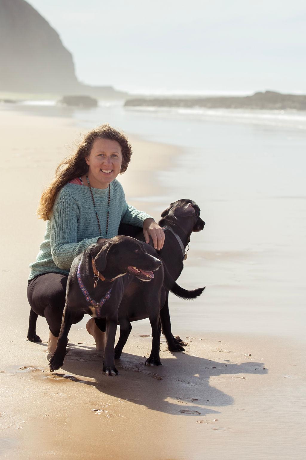 Irina ForeverSunday with dogs
